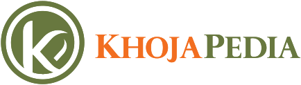 The KhojaPedia Logo